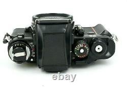 Nikon F3 HP 35mm Film Camera Body with MF-14 Data Back