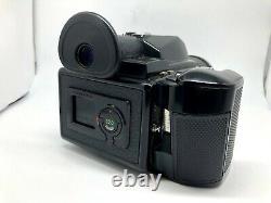 Nr MINTPENTAX 645 Film Camera + SMC A 45-85mm f4.5 Lens + 120 Back from Japan