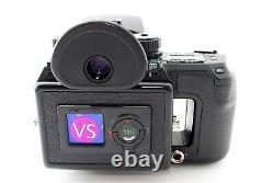 PENTAX 645NII Medium Format Film Camera Body 120 Film Back from japan #003