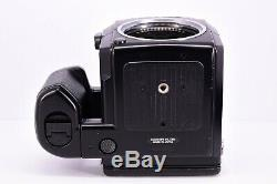 PENTAX 645N Camera Body with 120 Film Back / Strap / Cap Excellent #607323