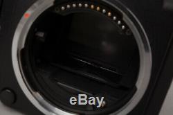 Pentax 645N II NII Medium Format SLR Film Camera With 120 film Back