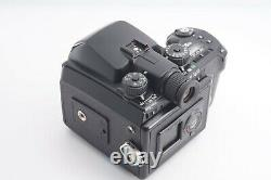 Pentax 645N Medium Format AF Film Camera + 120 Film Back Japan 2691