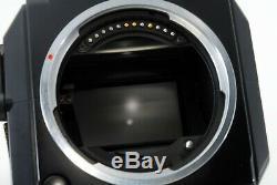 Pentax 645N Medium Format SLR Film Camera Body +120 Film Back Near Mint Japan