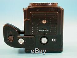 Pentax 645 Camera Body with SMC Pentax-A 80-160mm/4,5 Zoom and 120 Film Back