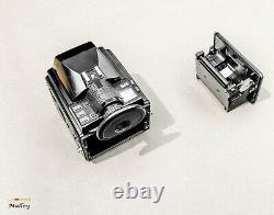 Pentax 645 Medium Format Film Camera body with 120 Film back