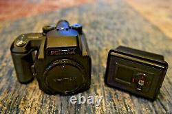 Pentax 645 NII Camera 120 220 Film Back