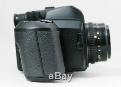 Pentax 645 NII Medium Format SLR Film Camera with 75 mm f/2.8 Lens 120 Back