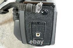 Pentax 645nII autofocus camera with 120 film back