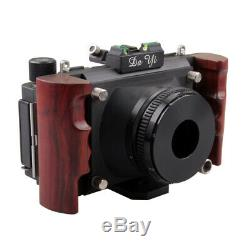 Professional DAYI 6x12 Exchangeable Film back Panorama Shift Camera