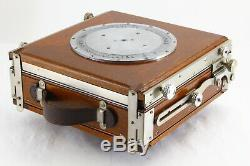 Rare/ Mint Deardorff 5x7 View Series Large Format Film Camera with4x5 Back 5152