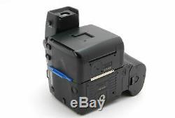 Rare/Mint Mamiya 645 AFD II Medium Format Camera withHM401 Film Back JAPAN 6403