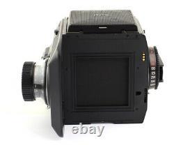 Rollei SL66 SE Medium Format SLR Film Camera 80mm F2.8 HFT Lens 120 film back