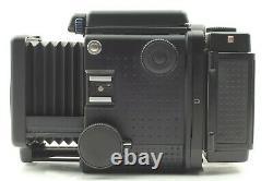 TOP MINTMamiya RZ67 Pro IID II D Medium Format Camera, 120 Film Back, JAPAN