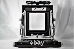TOP MINT Horseman Woodman 45 4x5 Large format Field Camera with120 Film Back