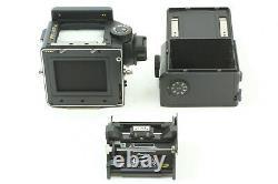TOP MINT Mamiya M645 Super Medium Format Camera Body with 120 Film Back Japan