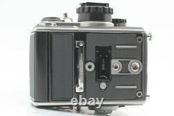 TOP MINT in Box Zenza Bronica EC Film Camera Body with 6x6 Film Back Japan #398
