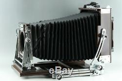 Tachihara 5x7 Field Wood Large Format Film Camera 4x5 Back Only #18372E5