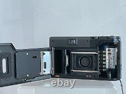 US Seller Contax T3 Film Tested Black Single Tooth Data Back P&S Camera & extras