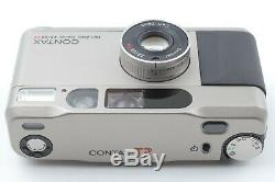 Unused in BOX CONTAX T2 35mm Date Back Point & Shoot Film Camera From JAPAN
