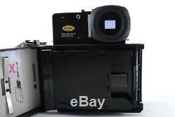 Unused in Box Polaroid 600 SE Instant Film Camera + Polaroid back Japan 4410