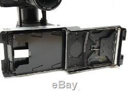 Vintage Nikon F2 35mm Film Camera with Mikami Speed Magny 100-2 Polaroid Back RARE