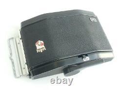 WISTA 6x9 roll film holder (back) + sliding back adapter for VX camera