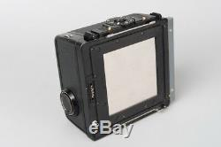 Zenza Bronica 120 J SQ 6 4.5 Film Back Fr SQ-Ai SQ-A SQ-Am SQ-B Camera 645 6x4.5