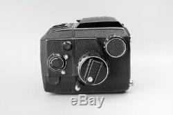 Zenza Bronica EC Medium Format Camera with Waist Lever Finder & 6x6 Roll Film Back