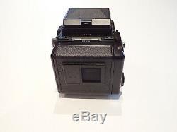 Zenza Bronica ETRSi 6x4.5 Medium Format Camera + 75mm lens + 120 Roll Film Back
