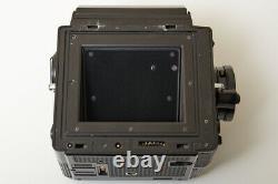 Zenza Bronica GS1 6x7 camera, 100mm f3.5 lens, WLF & 120 film back in UK