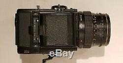 Zenza Bronica SQ-A Medium Format Camera, 150mm f3.5 Lens, 120 and 220 Backs, Film