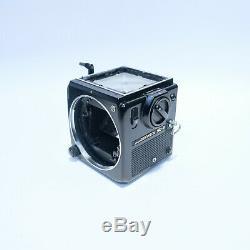 Zenza Bronica SQ B Film Camera Kit + 80mm lens + 50mm lens + 645 back + 6x6 back